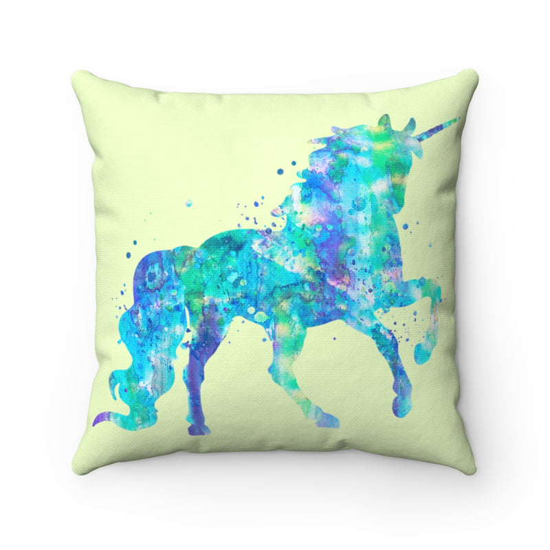 Unicorn Square Pillow - Zuzi's
