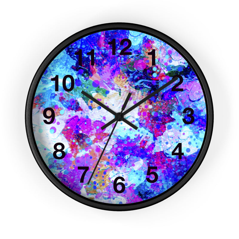 Abstract Wall Clock - Zuzi's