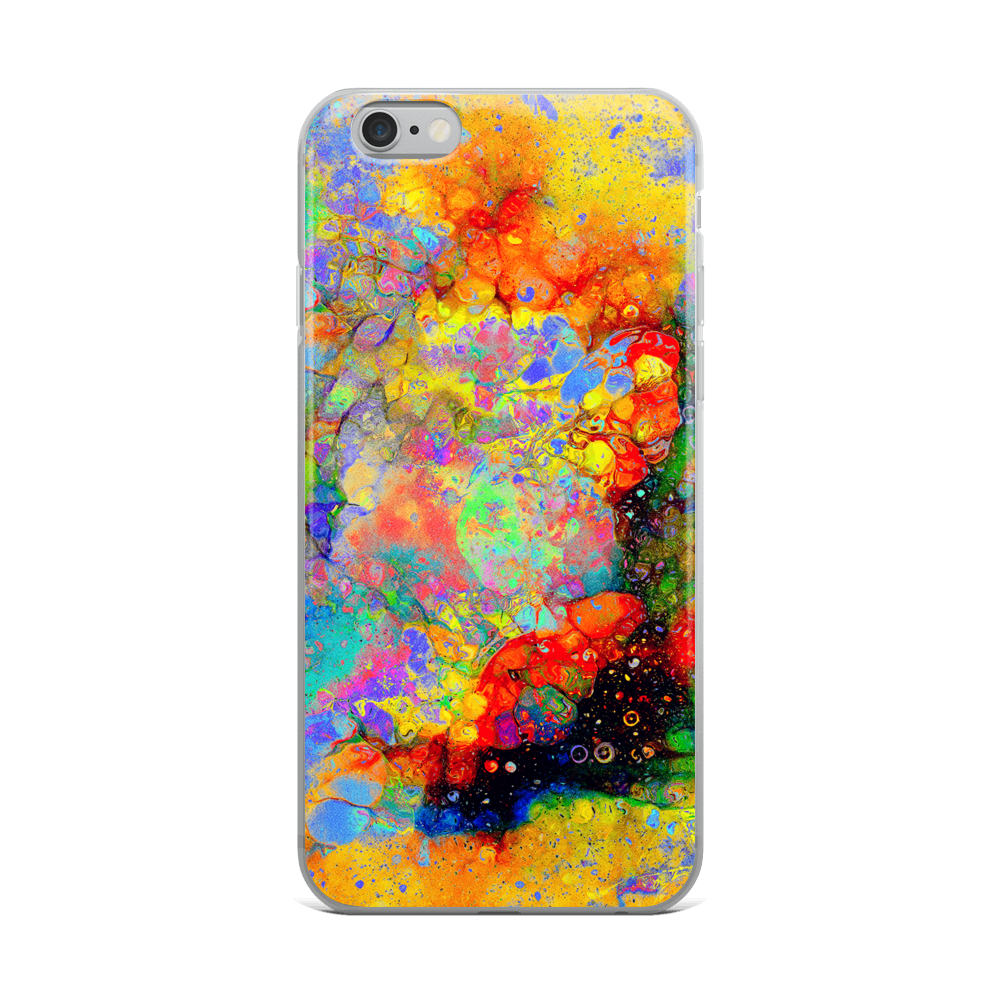 Watercolor iPhone Case