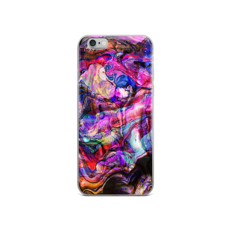 Abstract iPhone Case - Zuzi's