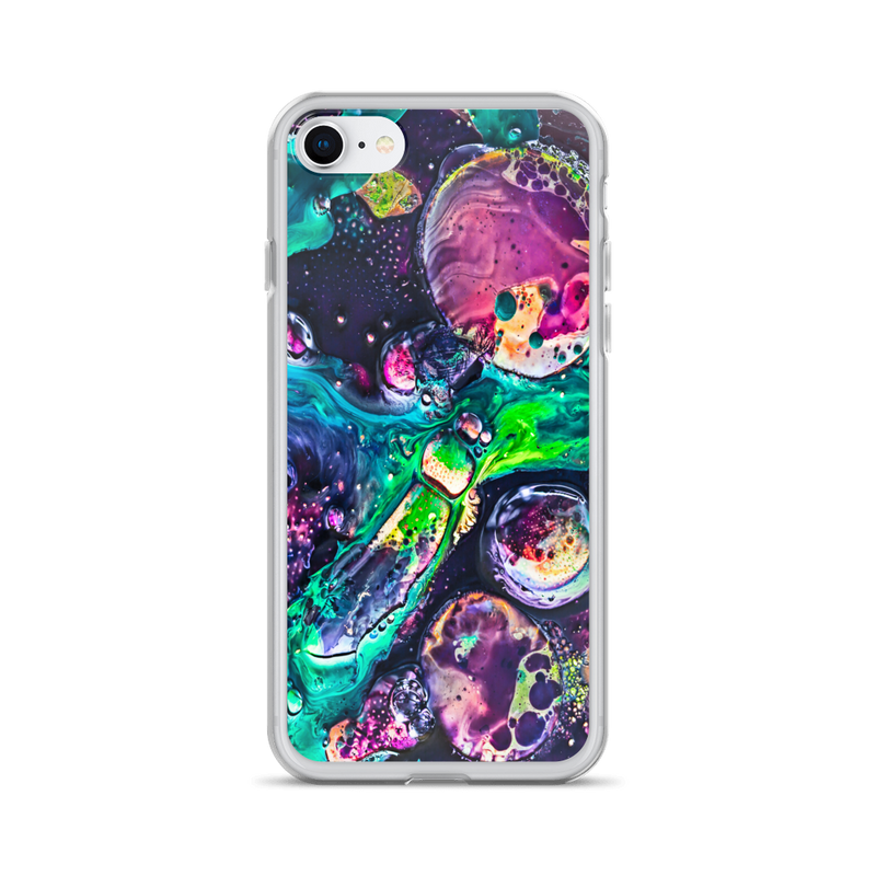 Abstract iPhone Case