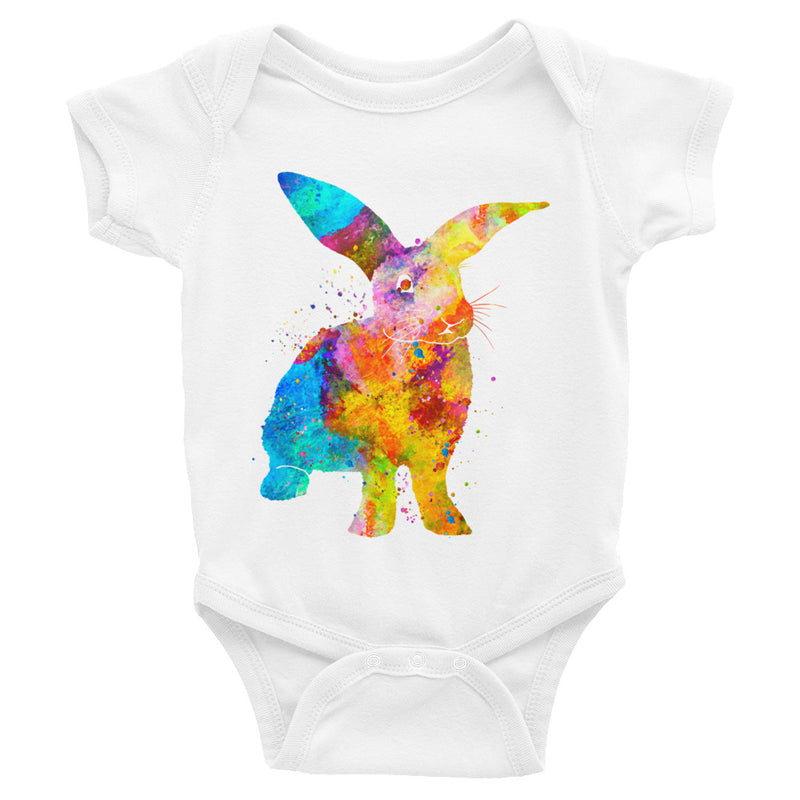 Bunny Rabbit Infant Bodysuit - Zuzi's