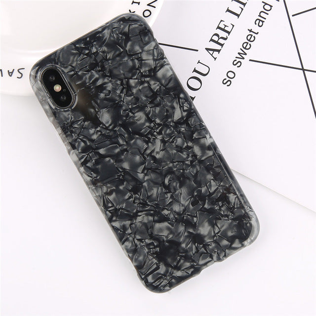 Shell Pattern iPhone Case - Zuzi's