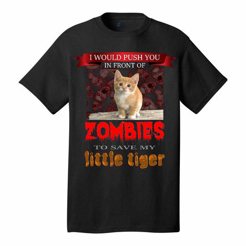 Zombie Special - don't mess with my little tiger!!