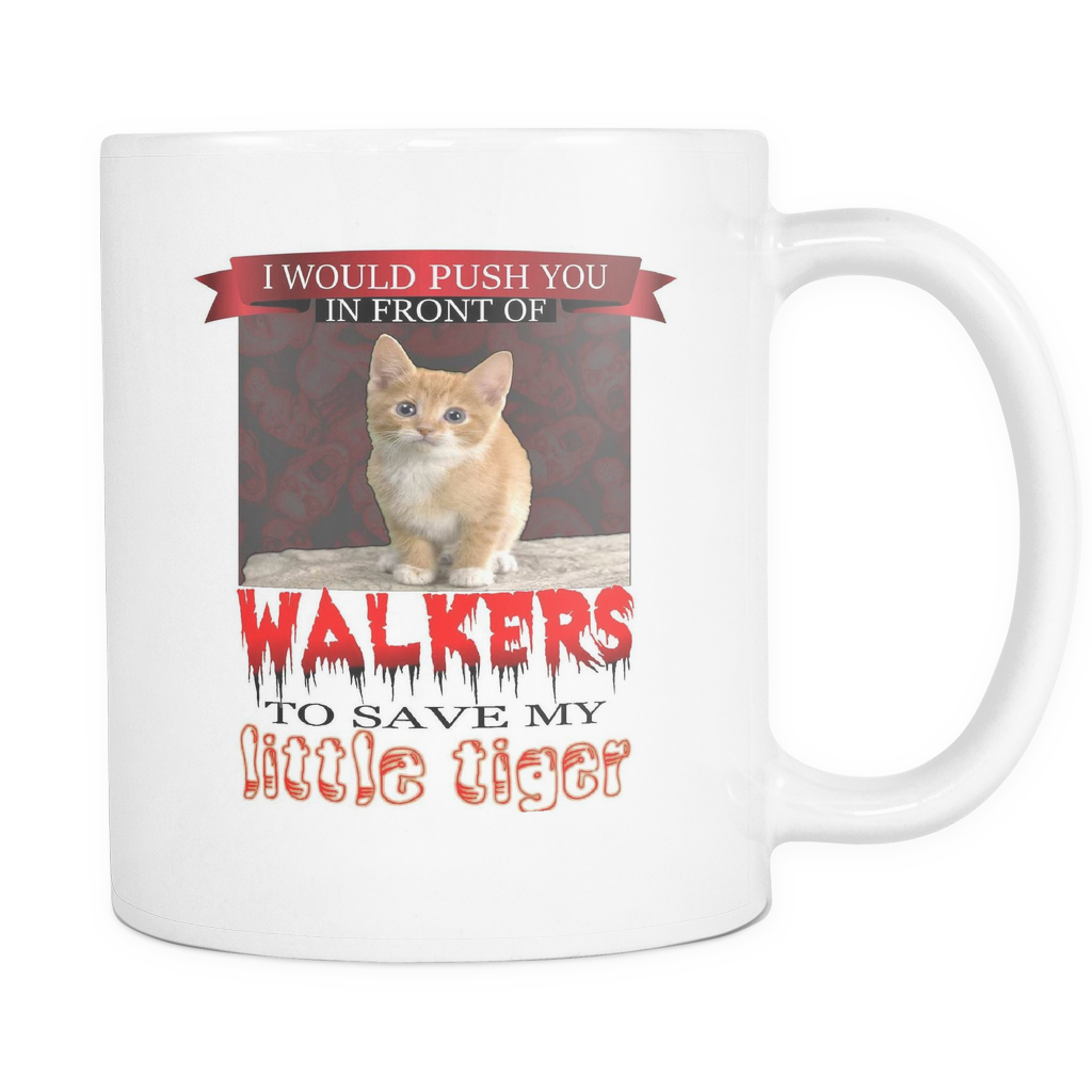 Little Tiger Walkers Mug