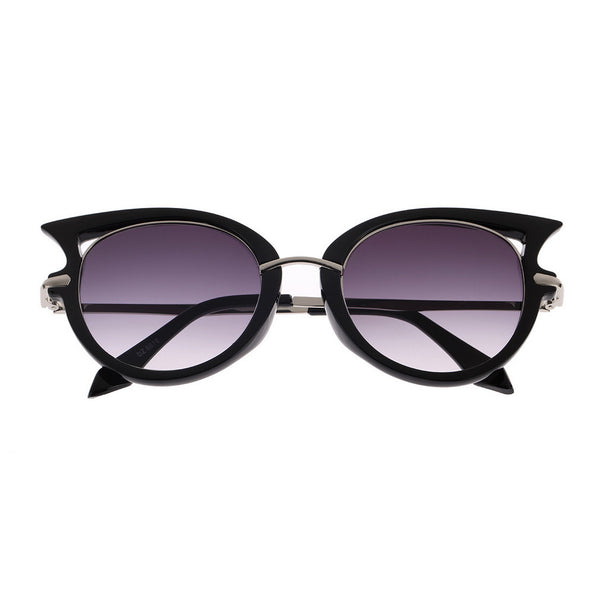 Retro Style Cat Eye Sunglasses