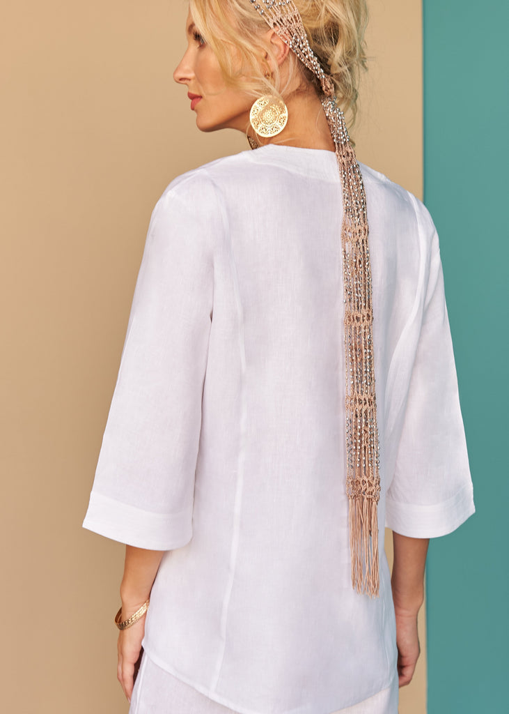 Latyfah | Tunic Top