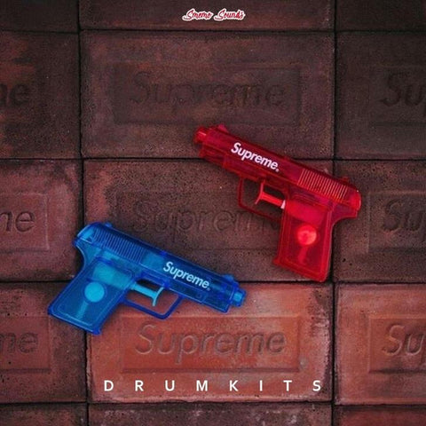 supreme drumkits for fl studio