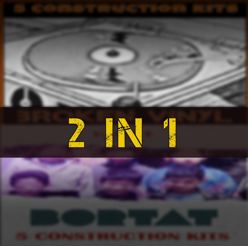 2 IN 1 VOL 5 - Sonic Sound Supply - drum kits, construction kits, vst, loops and samples, free producer kits, producer sounds, make beats