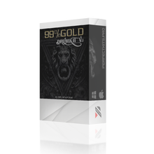 Load image into Gallery viewer, 99 Gold Drumkits - Sonic Sound Supply - drum kits, construction kits, vst, loops and samples, free producer kits, producer sounds, make beats