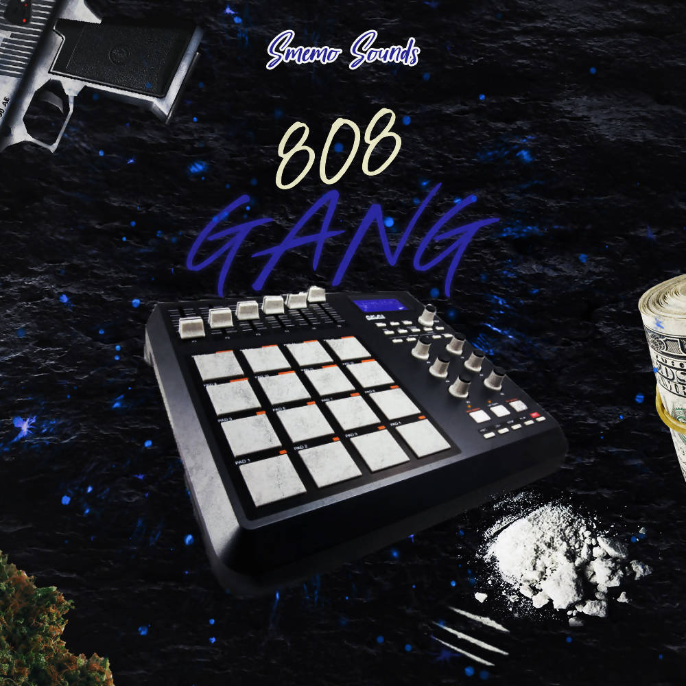 808 GANG (5 Trap Construction Kits)