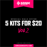 5 kits for $20 - VOL 2