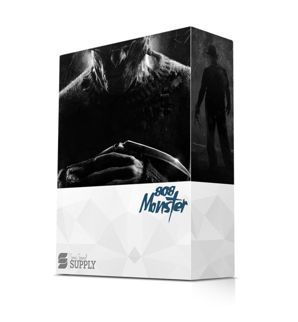 808 Monster - Sonic Sound Supply - drum kits, construction kits, vst, loops and samples, free producer kits, producer sounds, make beats