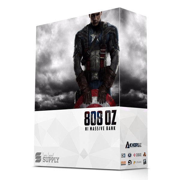 808 Oz - Sonic Sound Supply - drum kits, construction kits, vst, loops and samples, free producer kits, producer sounds, make beats