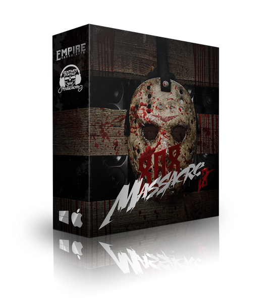 808 Massacre V3 - VST