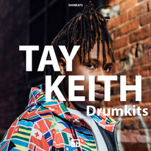 Load image into Gallery viewer, TAY KEITH Drumkits
