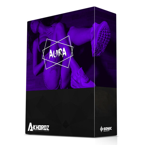 Aura - Sonic Sound Supply - drum kits, construction kits, vst, loops and samples, free producer kits, producer sounds, make beats