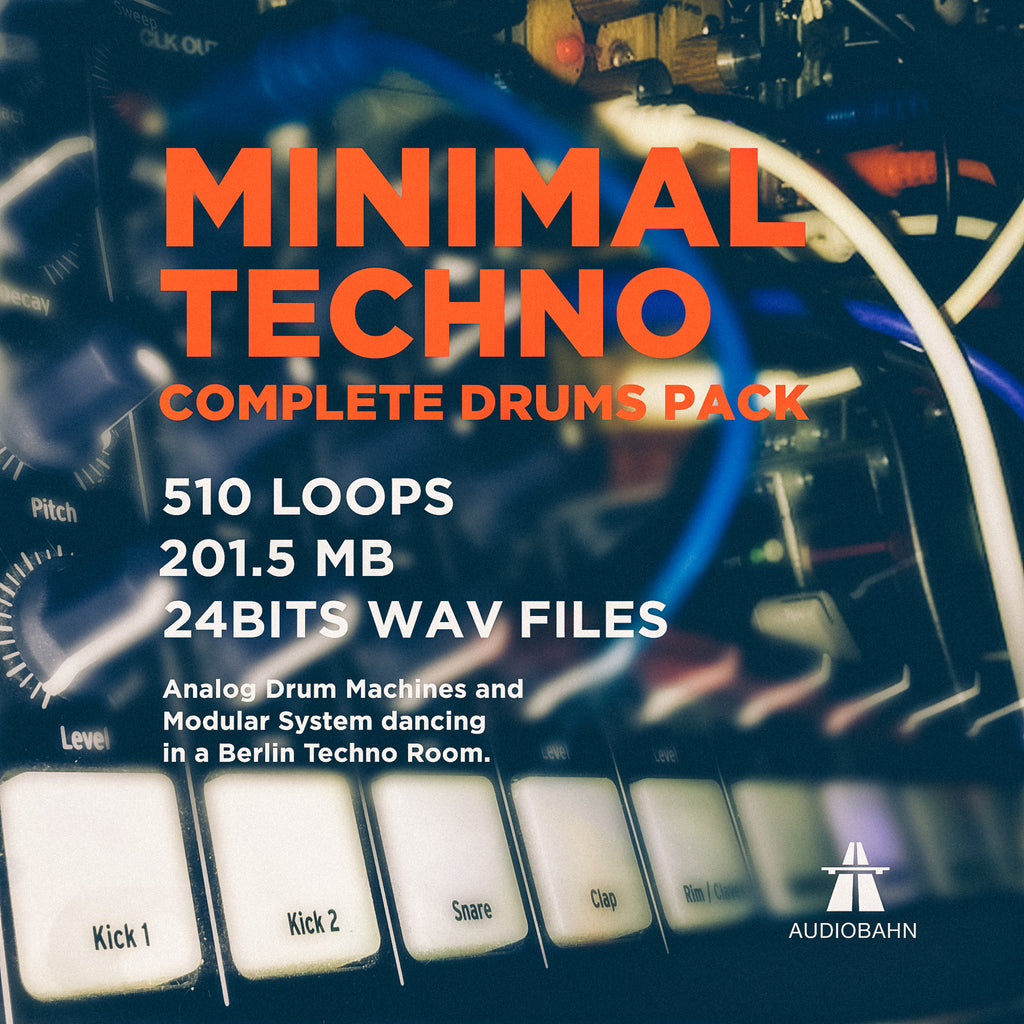 Minimal Techno - Sonic Sound Supply - drum kits, construction kits, vst, loops and samples, free producer kits, producer sounds, make beats