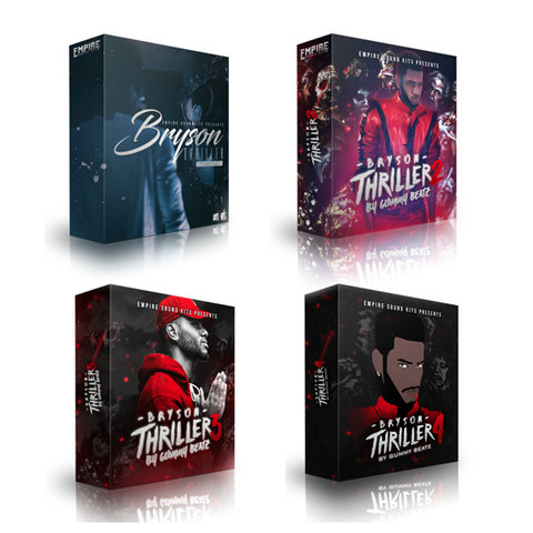 Bryson Thriller Collection