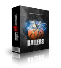 Load image into Gallery viewer, Ballers - Sonic Sound Supply - drum kits, construction kits, vst, loops and samples, free producer kits, producer sounds, make beats