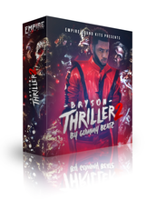Load image into Gallery viewer, Bryson Thriller 2 - Sonic Sound Supply - drum kits, construction kits, vst, loops and samples, free producer kits, producer sounds, make beats