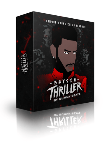 Bryson Thriller 4 - Sonic Sound Supply - drum kits, construction kits, vst, loops and samples, free producer kits, producer sounds, make beats