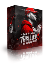Load image into Gallery viewer, Bryson Thriller 3 - Sonic Sound Supply - drum kits, construction kits, vst, loops and samples, free producer kits, producer sounds, make beats