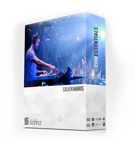 Calvin Harris EDM - Sonic Sound Supply - drum kits, construction kits, vst, loops and samples, free producer kits, producer sounds, make beats