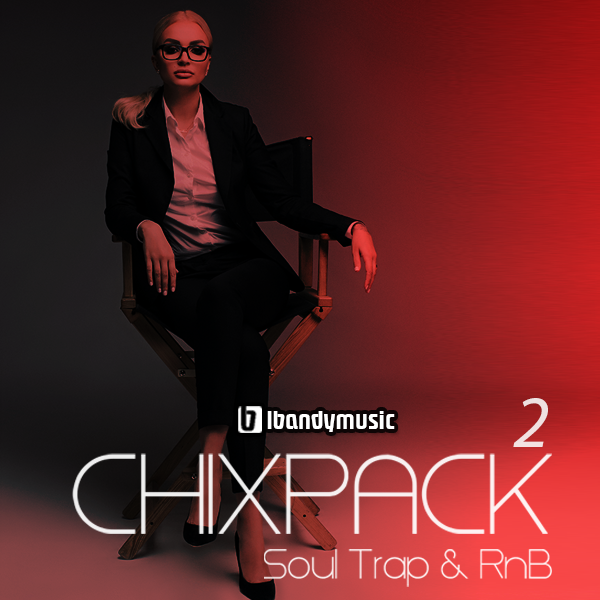 Chixpack 2 - Soul Trap & R&B - Sonic Sound Supply - drum kits, construction kits, vst, loops and samples, free producer kits, producer sounds, make beats
