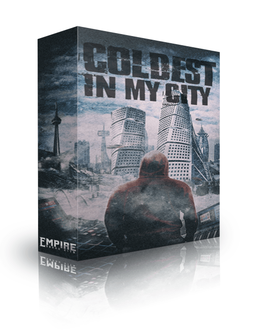 Coldest In My City - Sonic Sound Supply - drum kits, construction kits, vst, loops and samples, free producer kits, producer sounds, make beats