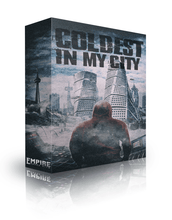 Load image into Gallery viewer, Coldest In My City - Sonic Sound Supply - drum kits, construction kits, vst, loops and samples, free producer kits, producer sounds, make beats