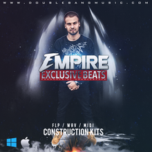 Load image into Gallery viewer, EMPIRE EXB - Sonic Sound Supply - drum kits, construction kits, vst, loops and samples, free producer kits, producer sounds, make beats