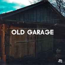 Load image into Gallery viewer, Old Garage - Sonic Sound Supply - drum kits, construction kits, vst, loops and samples, free producer kits, producer sounds, make beats