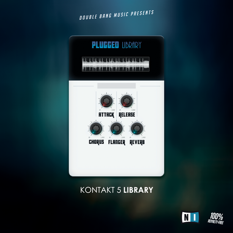 Plugged - Kontakt 5 - Sonic Sound Supply - drum kits, construction kits, vst, loops and samples, free producer kits, producer sounds, make beats