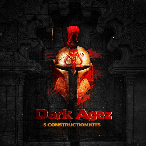 Dark Agez - Sonic Sound Supply - drum kits, construction kits, vst, loops and samples, free producer kits, producer sounds, make beats