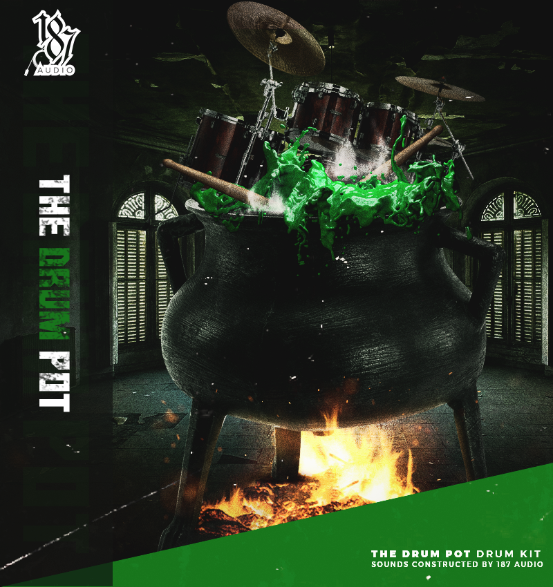 The Drum Pot - Sonic Sound Supply - drum kits, construction kits, vst, loops and samples, free producer kits, producer sounds, make beats