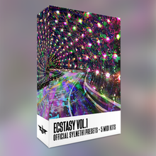 Load image into Gallery viewer, Ecstasy - Sonic Sound Supply - drum kits, construction kits, vst, loops and samples, free producer kits, producer sounds, make beats