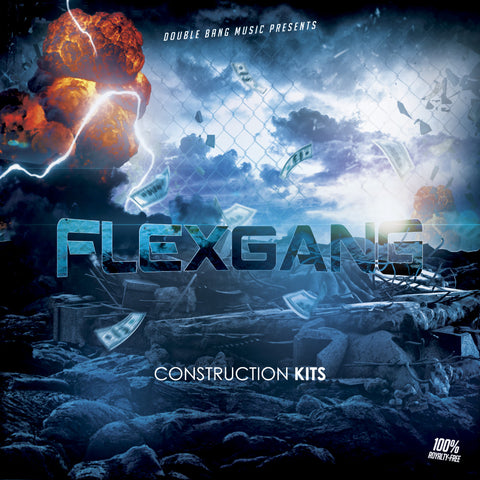 Flex Gang - Sonic Sound Supply - drum kits, construction kits, vst, loops and samples, free producer kits, producer sounds, make beats