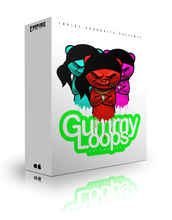 Load image into Gallery viewer, Gummy Loops Vol 2 - Sonic Sound Supply - drum kits, construction kits, vst, loops and samples, free producer kits, producer sounds, make beats