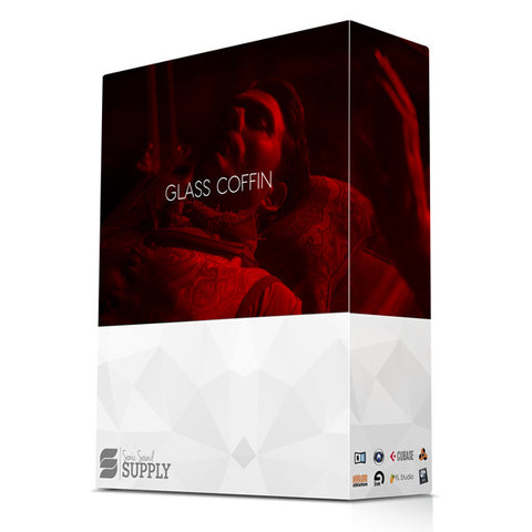 Glass Coffin - Sonic Sound Supply - drum kits, construction kits, vst, loops and samples, free producer kits, producer sounds, make beats