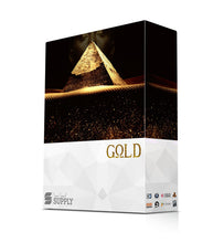Load image into Gallery viewer, The Gold Kit - Sonic Sound Supply - drum kits, construction kits, vst, loops and samples, free producer kits, producer sounds, make beats
