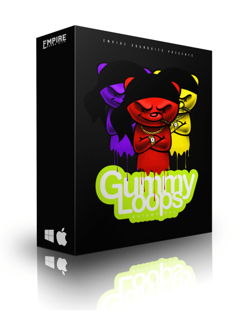 Gummy Loops - Sonic Sound Supply - drum kits, construction kits, vst, loops and samples, free producer kits, producer sounds, make beats