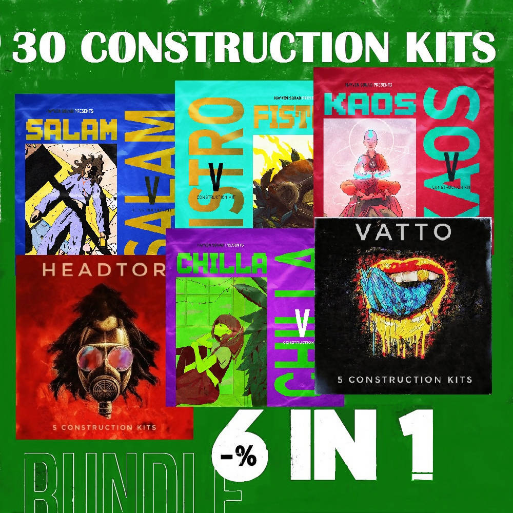6 IN 1 BUNDLE v4 (30 KITS)