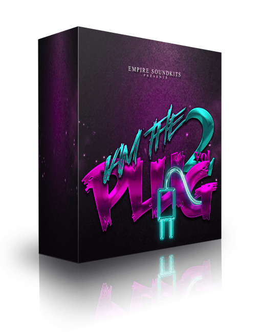 I Am The Plug Vol 2 - Sonic Sound Supply - drum kits, construction kits, vst, loops and samples, free producer kits, producer sounds, make beats