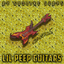 Load image into Gallery viewer, Lil Peep Guitar