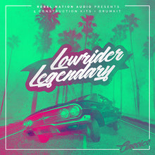 Load image into Gallery viewer, Lowrider Legendary - Sonic Sound Supply - drum kits, construction kits, vst, loops and samples, free producer kits, producer sounds, make beats