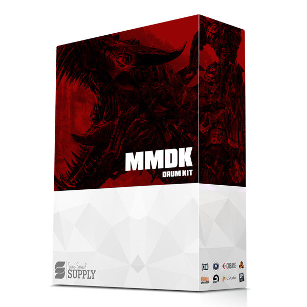 MMDK 1 - Sonic Sound Supply - drum kits, construction kits, vst, loops and samples, free producer kits, producer sounds, make beats