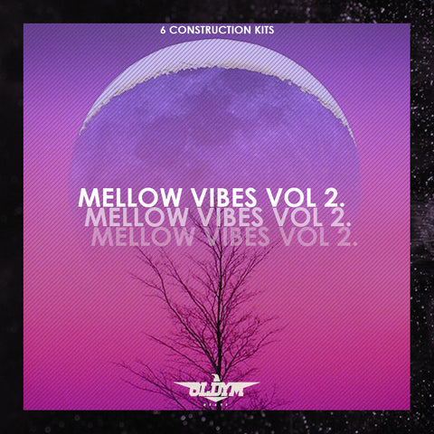 Mellow Vibes Vol. 2 - Sonic Sound Supply - drum kits, construction kits, vst, loops and samples, free producer kits, producer sounds, make beats