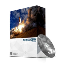 Load image into Gallery viewer, NASA - Sonic Sound Supply - drum kits, construction kits, vst, loops and samples, free producer kits, producer sounds, make beats
