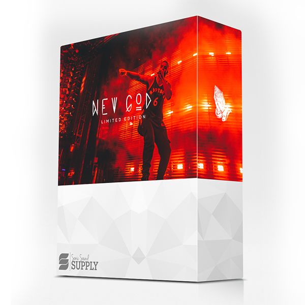 New God - Limited Edition - Sonic Sound Supply - drum kits, construction kits, vst, loops and samples, free producer kits, producer sounds, make beats